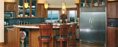 Huntwood Cabinets Bellevue Wa by Entertaining In The Round Custom Cabinets