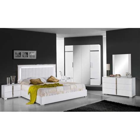 chambres à coucher modernes chambre à coucher complète design moderne panel meuble