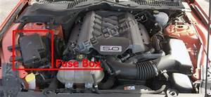 Fuse Box Diagram  U0026gt  Ford Mustang  2015