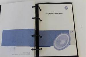 2008 Vw Gti Owners Manual Set Case Guide