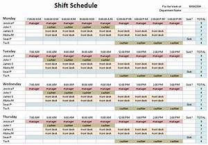 best photos of 24 hour employee schedule template daily With daily shift schedule template