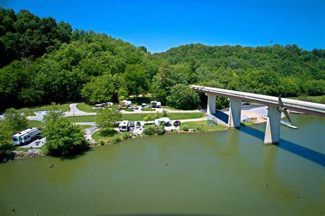 douglas tailwater campground recreation resource management