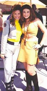 Tracy Lynn Cruz (left) and Cerina Vincent (right), or ...