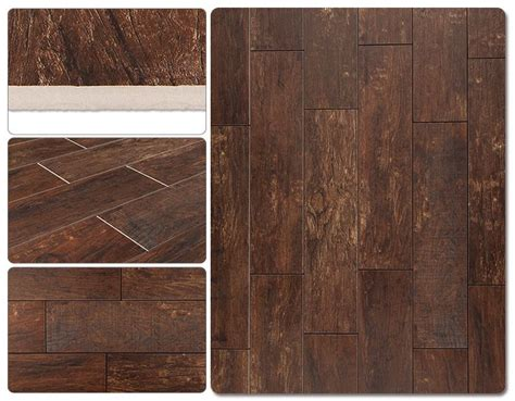 Cabot Porcelain Tile Redwood Series Mahogany by 17 Best Images About Flooring On Vinyls