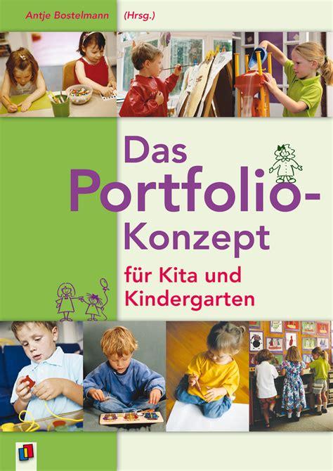 das portfolio konzept fuer kita und kindergarten