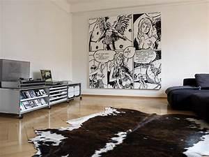 Stier Bilder Auf Leinwand : comic auf leinwand ~ Whattoseeinmadrid.com Haus und Dekorationen