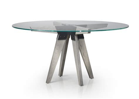 Dining Tables : Trica Soul Dining Table Collection at Lofty Ambitions   Modern Furniture Canada
