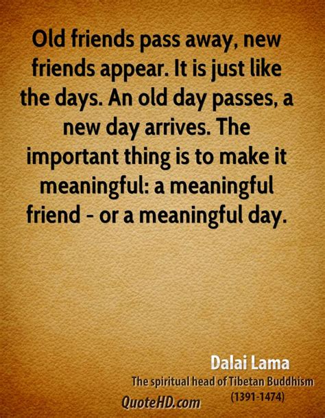 New Friendship Quotes Friendship Quotes By Dalai Lama Quotesgram