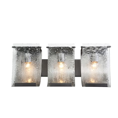 wayfair bathroom vanity lights varaluz rain recycled 3 light bath vanity light reviews
