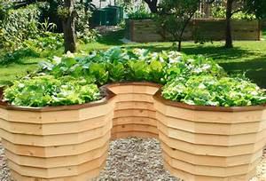 Hochbeete Aus Kunststoff : hochbeet bauen und bepflanzen zuhausewohnen ~ Orissabook.com Haus und Dekorationen