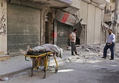 Syrian forces shell 2 areas; rebels shift HQ - MarketWatch