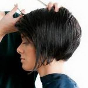 Coupe Courte Pour Visage Rond : coupe cheveux pour affiner visage rond coiffure ~ Melissatoandfro.com Idées de Décoration