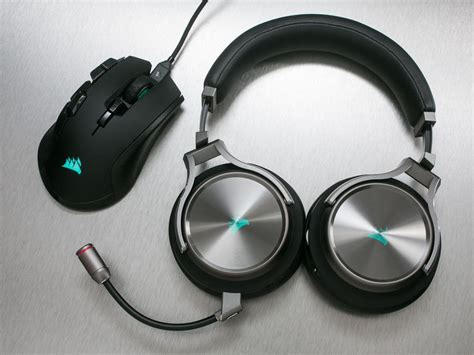 Corsair's new wireless gaming headsets look more like
