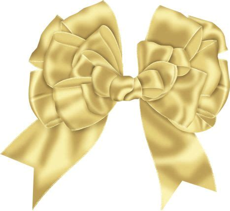 cute yellow bow clipsrt bows bow clipart ribbon png