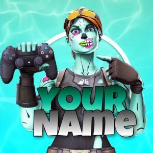 ghoul trooper controller fortnite profile picture khac