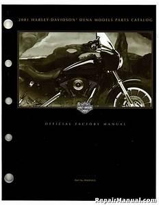 2001 Harley Davidson Dyna Glide Parts Manual
