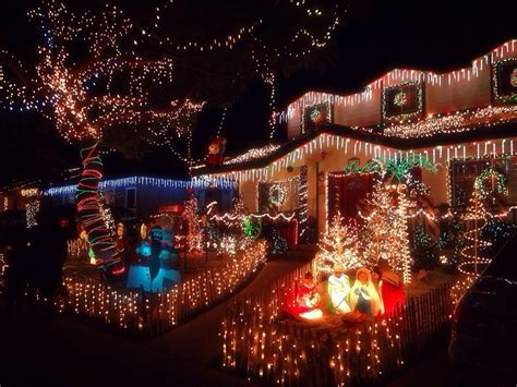 where to see christmas lights in los angeles christmas