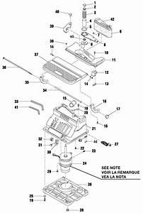 Ridgid Eb44241 Oscillating Edge Belt  Sander