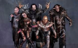 Halloween Monster List by Lordi To Release Scare Force One Album On Halloween