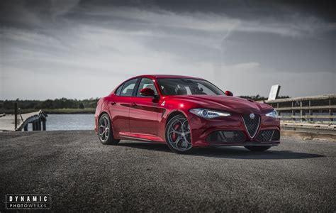 Dynamic Photowerks » Alfa Romeo Giulia Quadrifoglio
