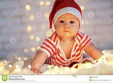Erstes Weihnachten stockbild Bild von monate, feier