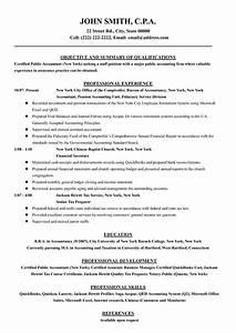 financial accountant resume template premium resume With resume templates for finance professionals