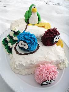 Worth Pinning: Club Penguin Cake  Cake