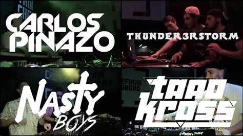 University Club Malaga NASTY BOYS, TAAO KROSS, CARLOS ...