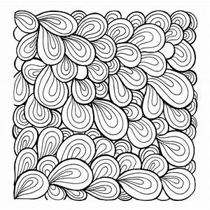 Simple black and white patterns backgrounds Vector | Free ...