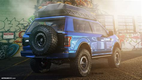ford bronco    road mods pictures specs