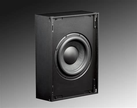 triad subwoofer  wall bronze  aoe  audio visual specialist