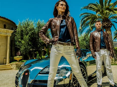 Bugatti Legends Series Clothing Compliments The Cars