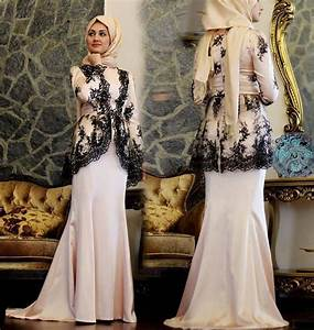 caftan et djellaba de maroc robe dentelle noir manche With robe longue manche longue hijab