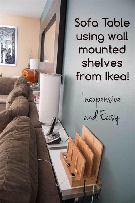 wall mounted desk ikea hack 25 best ideas about ikea shelves on ikea