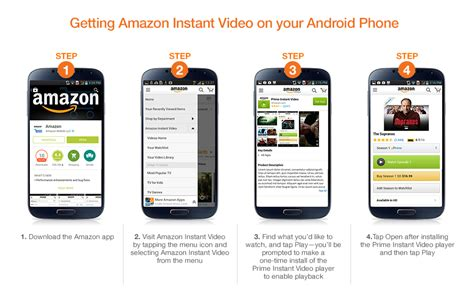 prime instant app for android a kindle world app for android phone finally