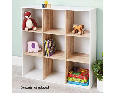Childrens Bookcase Australia by Children S Cube Bookshelf Aldi Australia