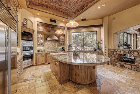 Above Kitchen Cabinet Decorating Ideas - 35 beautiful rustic kitchens design ideas designing idea