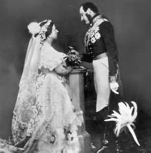 Queen Victoria & Prince Albert