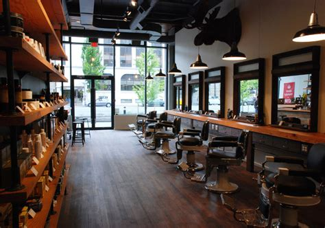 victory barber brand interior caste