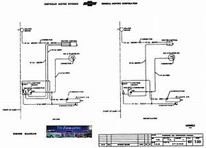 1955 Heater Control Wiring Diagram