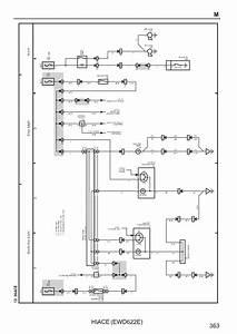 Toyota Hiace Wiring Diagrams