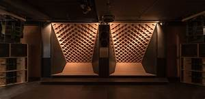 Design Studio München : knack studio transforms former museum into state of the art acoustic resto club in munich ~ Markanthonyermac.com Haus und Dekorationen