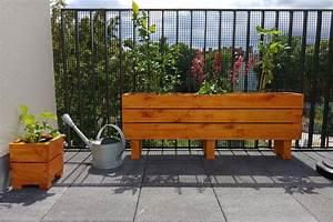 Balkon Blumenkasten Holz : home balkon ~ Orissabook.com Haus und Dekorationen