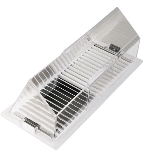floor register air deflector clear floor register air deflector in air vents and registers