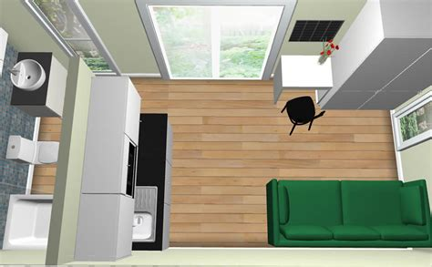 contained backyard cabin     ikea fit