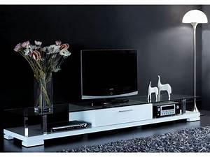 Tv Design Möbel : tv m bel hochglanz cristo ii wei g nstig kaufen ~ Pilothousefishingboats.com Haus und Dekorationen