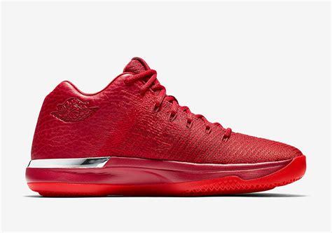 Air Jordan 31 Low Gym Red Release Details 897564 601
