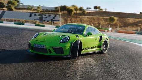Porsche 911 Gt3 0 60 by 2018 Porsche 911 Gt3 Rs Top Speed