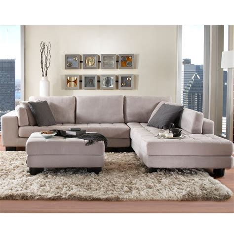 vegas fabric sectional sectionals living room