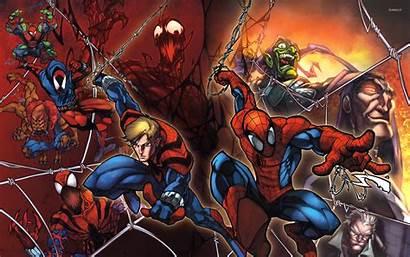 Spider Clones Comics Wallpapers Comic Marvel